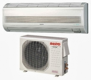 may lanh sanyo 1 5 ngua inverter